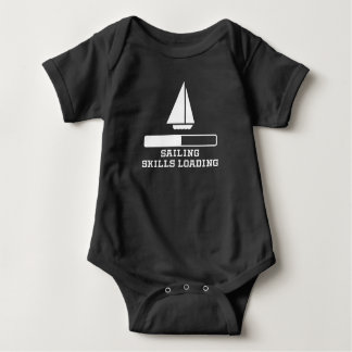 Sailing Skills Loading Baby Bodysuit