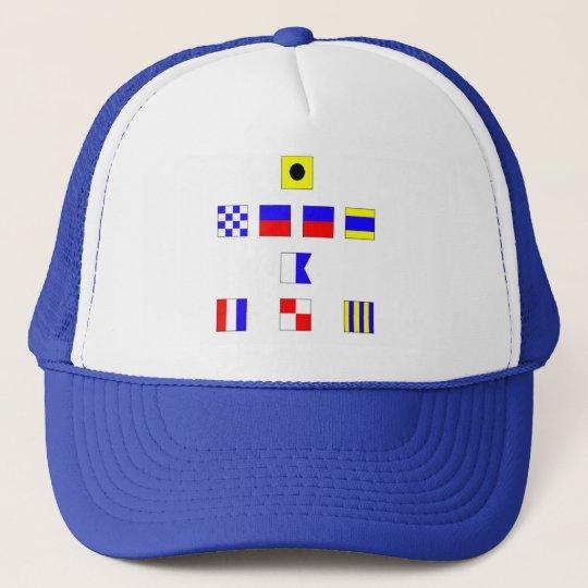 Sailing Slogan Cap