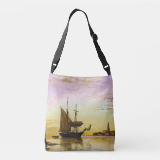 Sailing Tall Ships Ocean Venice Tote Bag
