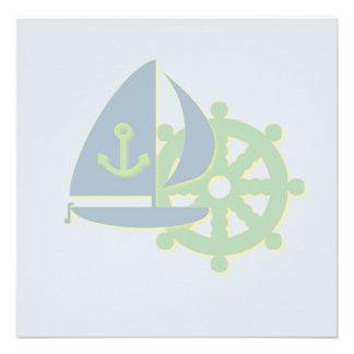 Sailing Team Invitation