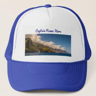 Sailing The Coastline Trucker Hat