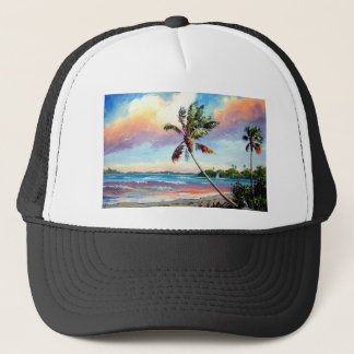 Sailing the Tropics Trucker Hat