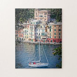 Sailing to Portofino, Italia Puzzle