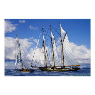 sailing together poster