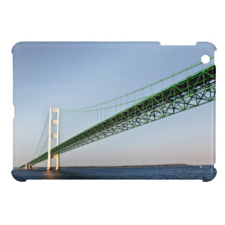 Sailing Under The Mackinac Bridge Cover For The iPad Mini