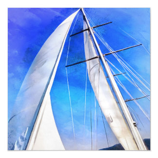 Sailing Unties The Knots Of My Mind Magnetic Invitations