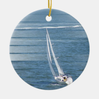 Sailing Wind Ornament