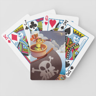 Sailing with Pirates Bicycle Playing Cards
