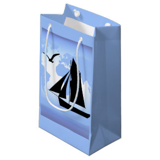 Sailing World Ocean Small Bag