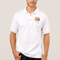 Sailing Yacht in the Sun Polo Shirt