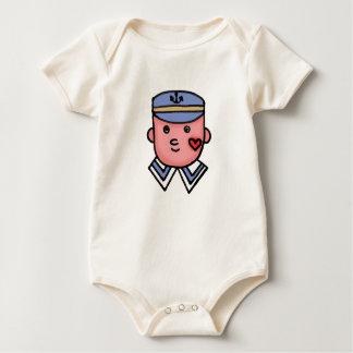Sailor! Baby Bodysuit