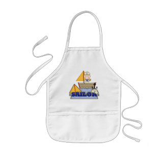 Sailor Boy Apron