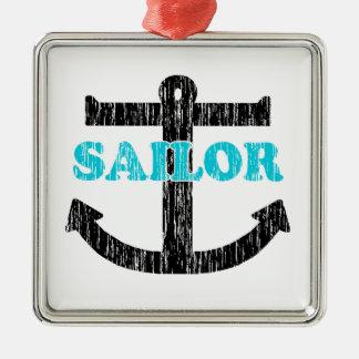 Sailor Christmas Ornament