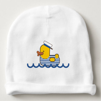 Sailor duck. baby beanie