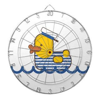 Sailor duck dartboard