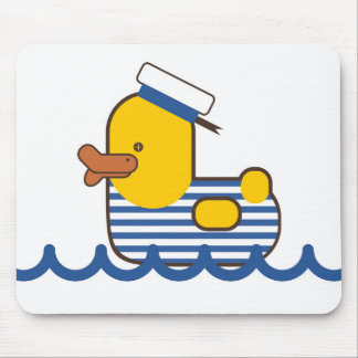 Sailor duck. mouse mat