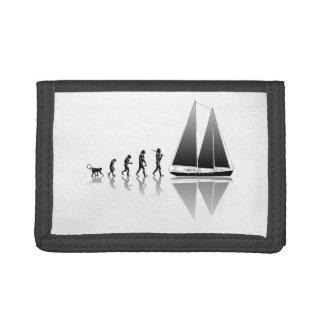 Sailor Evolution Trifold Wallet