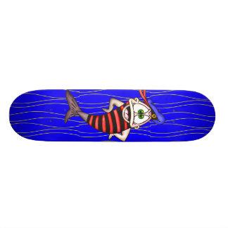 Sailor Fish Skate Board Decks