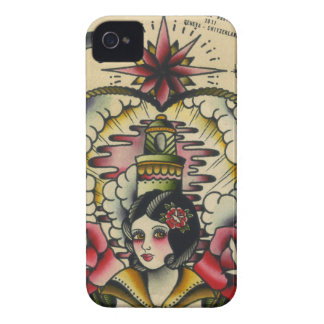 sailor girl iPhone 4 cases