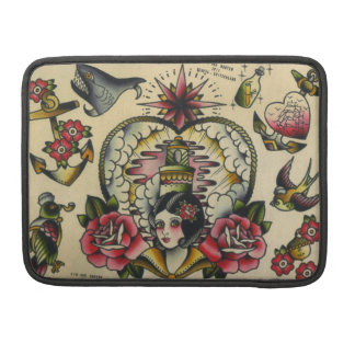 sailor girl sleeves for MacBook pro