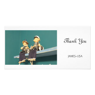 sailor kids photo card template