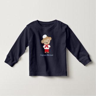 Sailor Monkey Personalized Tee Shirt