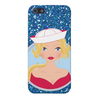 Sailor Pin Up - SRF Case For iPhone 5/5S