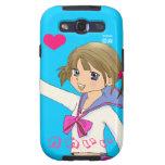Sailor suit MOE GIRL MANGA Galaxy SIII Covers