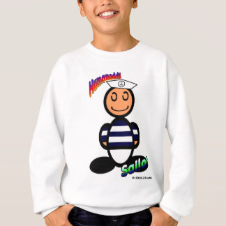 Sailor (with logos) sweatshirt