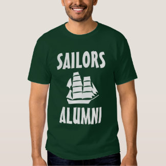 Sailors alumni tee shirts
