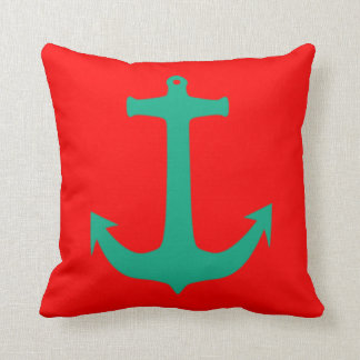Sailor's Anchor Pillow Cushion