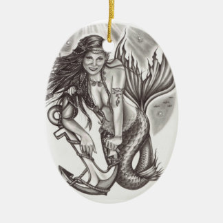 Sailor's Fantasy Christmas Ornament