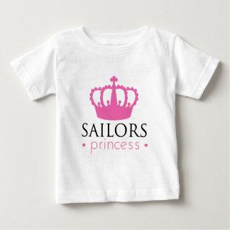 Sailors Princess Baby T-Shirt