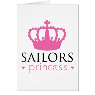 Sailors Princess Cards