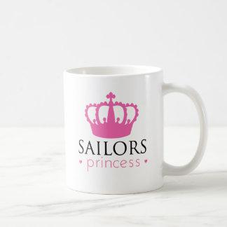 Sailors Princess Coffee Mug