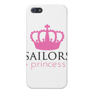 Sailors Princess Cover For iPhone 5
