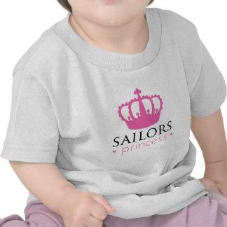 Sailors Princess Tee Shirts