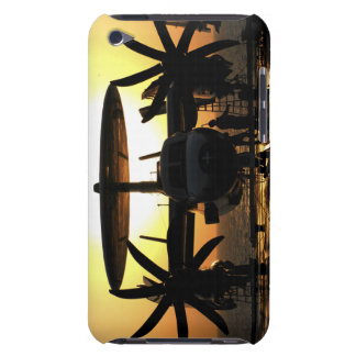 Sailors work on an E-2C Hawkeye aircraft iPod Touch Cover