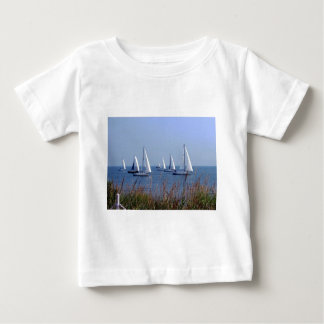 Sails on the Chesapeake Baby T-Shirt