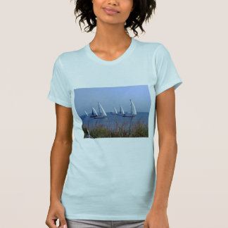 Sails on the Chesapeake Tee Shirts