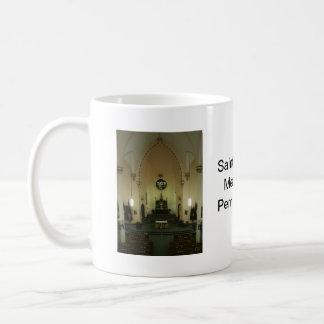 Saint Agatha Coffee Mug