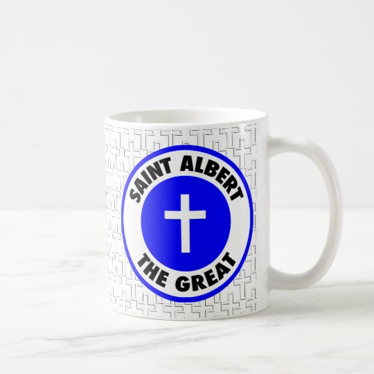 Saint Albert the Great Coffee Mug