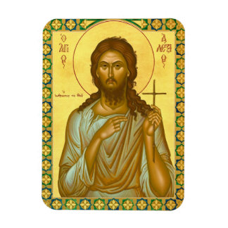 Saint Alexis the Man of God – Icon Magnet
