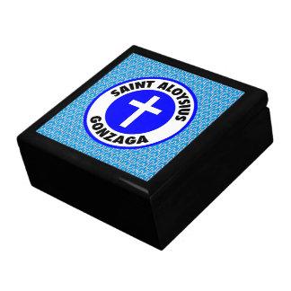 Saint Aloysius Gonzaga Gift Box