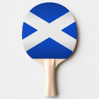 Saint Andrew's Cross Ping Pong Paddle