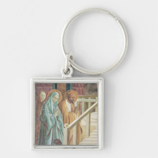 Saint Anne and Joachim at the Presentation of Key Ring