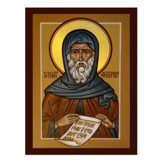 Saint Anthony Prayer Card
