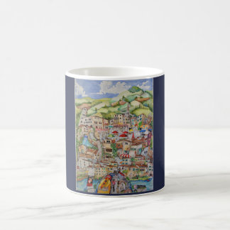 Saint Antonin Noble Val, France Coffee Mug