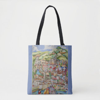 Saint Antonin Noble Val, France Tote Bag