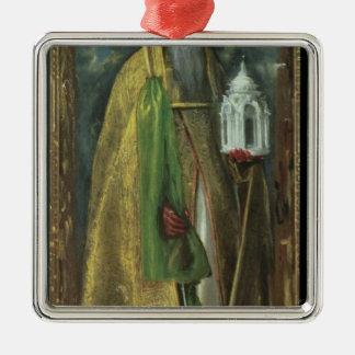 Saint Augustine of Hippo  1590 Christmas Ornament